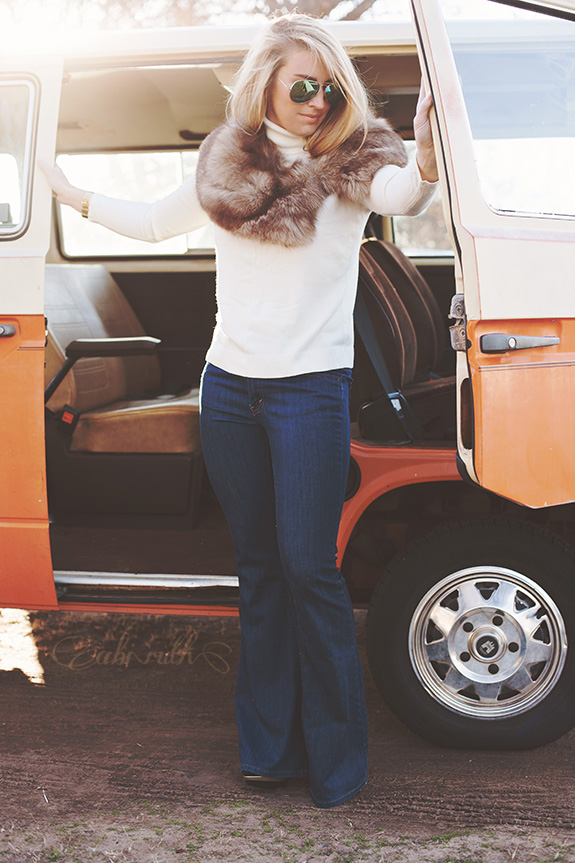 70s style bell bottoms and fur 02