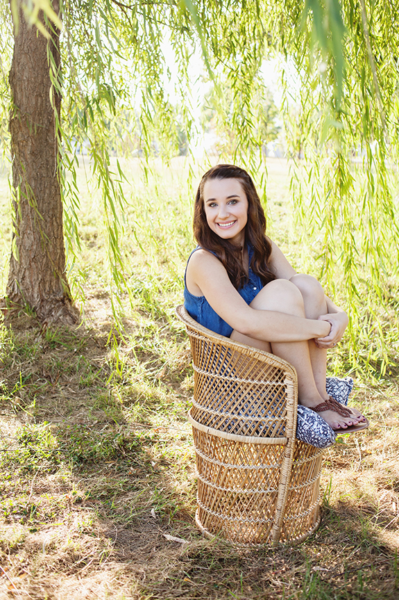 001 oklahoma city outdoor senior portraits